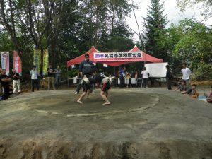 子供相撲大会1